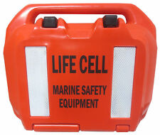 Life Cell Raft 2-4 person Boat Emergency Flotation EPIRB Flare Storage LF5