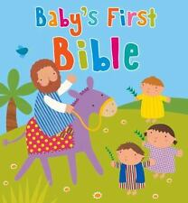 Baby's First Bible by Sophie Piper (2014, Board Book)