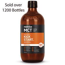 Melrose MCT Oil Original 100% Coconut Oil Derived 500ml | Keto Diet