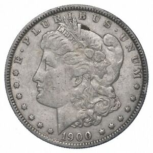 Early - 1900-O Morgan Silver Dollar - 90% US Coin *659