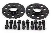 8mm Hubcentric Spacers for Audi TT, S3, A3 with RADIUS BOLTS 5x100 and 5x112