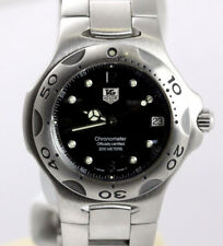 Tag Heuer Kirium Chronometer 200m Automatic Stainless Steel Watch WL Papers