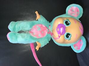 """Cry Babies   Interactive 12"""" Doll Cries Real Tears & Nosies Working"""