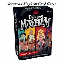 Dungeons & Dragons Dungeon Mayhem Card Game - Brand New & Sealed Kid Gift