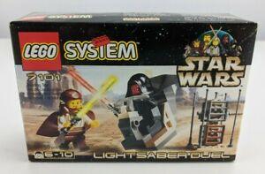 LEGO Lightsaber Duel Star Wars 7101
