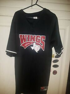 Baseball Wings Austin Tx Nike Jersey Size Medium