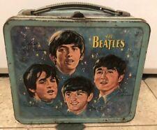 1965 The Beatles Aladdin Metal Lunchbox