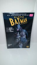ALL STAR BATMAN TPB VOLUME 1 MY OWN WORST ENEMY REBIRTH #1-5