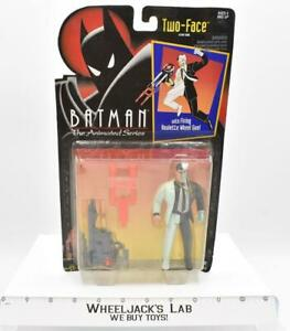 Two-Face MOSC NEW Batman The Animated Series Kenner 1992 Action Figure