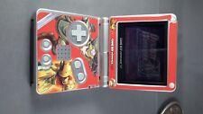 Nintendo Game Boy Advance Game w/ 1 Game Colorful Skin