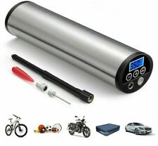 Air Compressor Portable  Electric Tyre Pressure Inflator Pump For Auto Bicycle