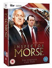 Inspector Morse: Complete Series 1-12: New DVD Box Set
