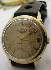 vintage Longines 22A sub. second in 10K gold filled ... diameter 35 mm