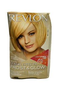 BLONDE..Revlon Color Effects Frost & Glow Highlighting Kit DAMAGED BOX BUT NEW
