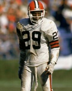 HANFORD DIXON 8X10 PHOTO CLEVELAND BROWNS PICTURE FOOTBALL NFL