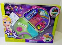 Polly Pocket Rainbow Dream Purse Micro Tiny Is Mighty Carry Case Playset NEW