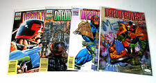 Dredd Rules 1 #1 #12 #14 And #15 Garth Ennis And Simon Bisley Free Shipping