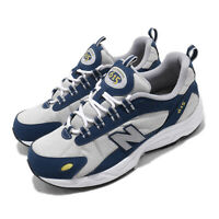 New Balance ML615NBS D Grey Blue White Men Casual Shoes Sneakers ML615NBSD