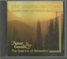 Misty Mountain Melody Beautiful Music and Nature in Harmony Natures Essence CD