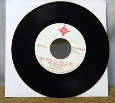 THE MARKSMEN WHAT WOULD YOU THINK OF HIM? 45 RPM RECORD