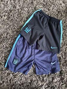 Nike Man City Shorts