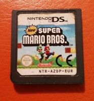 NINTENDO DS GAME NEW SUPER MARIO BROS. GAME ONLY TESTED 3+ WORKS ON 2DS