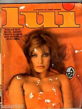 ¤ LUI n°58 ¤ 1968 ¤ MICHEL AUDIARD/FRANCIS BLANCHE/JEAN YANNE