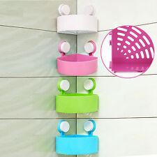 Cestas, estantes y bandejas de baño de plástico