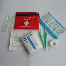 Portable Home/Outdoor Small Poket Survival Emergency Pouch 1ST First Aid Bag Kit