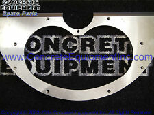 10 Baseplate Oem 10166657 For Schwing Concrete Pump
