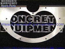 "10"" Baseplate OEM# 10166657 for Schwing concrete pump"