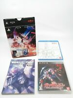 Mobile Suit Gundam UC Unicorn Limited Edition PS3 Playstation3 F/S Japan NTSC-J