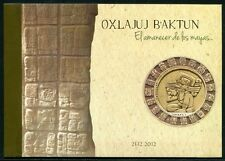 Guatemala 2012 Maya Kalender Mayan Calendar Geschichte Markenheft Postfrisch MNH