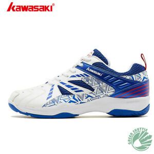 2020 Original Kawasaki Badminton Shoes K-080 K-081L Unisex Breathable Sneakers