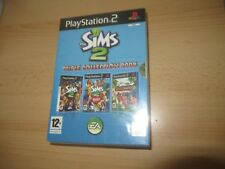 The Sims 2 triple collection  limited edition pack new sealed pal