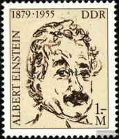 DDR 2402 (kompl.Ausgabe) postfrisch 1979 Einstein