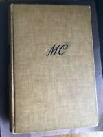 Vintage  MADAME MARIE CURIE Biography Eve Curie by Vincent Sheean 1939