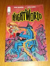 NIGHTWORLD #3 IMAGE COMICS VF (8.0)