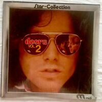 "THE  DOORS⚠️Unplayed⚠️ 1974-12""LPCollection Vol2-MID 22008/Germany"