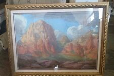 Arny Karl listed Gorgeous Contemporary California Plein Air Painting, FRAMED