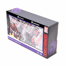 Transformers G1 Platinum Edition Astrotrain Blitzwing Triple Changers Cadeau