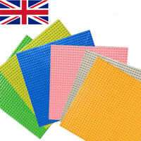 Large 50 x 50 STUDS BUILDING BLOCK BASE PLATE BUILDING BOARD COMPATIBLE UK Stock