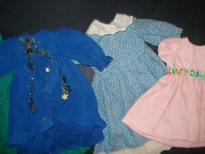 ~BATTAT..OUR GENERATION...18 INCH DOLL DRESSES...8.99