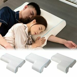 Memory Foam Couple Pillow Multifunctional Slow Rebound Comfortable Neck Support