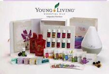 Young Living Premium Starter Kit 11 Essential Oils Diffuser Samples Membership