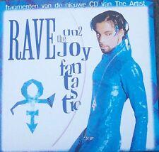PRINCE RARE CD RAVE IN2 FANTASTIC DUTCH PROMO NPG
