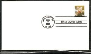US SC # 3488 Flowers  FDC. Ready For Cachet.