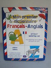 Mon Premier Dictionnaire Français-Anglais - 2001