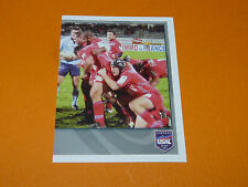 N°455 UNION SPORTIVE ATHLETIQUE LIMOGES PANINI RUGBY 2007-2008 PRO D2 FRANCE