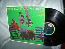 "The Human Beinz  ""Evolutions""    PROMOTIONAL    1968    Capitol"